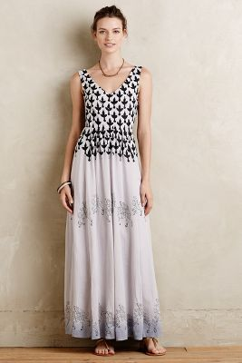 Sojourner Printed Maxi Dress