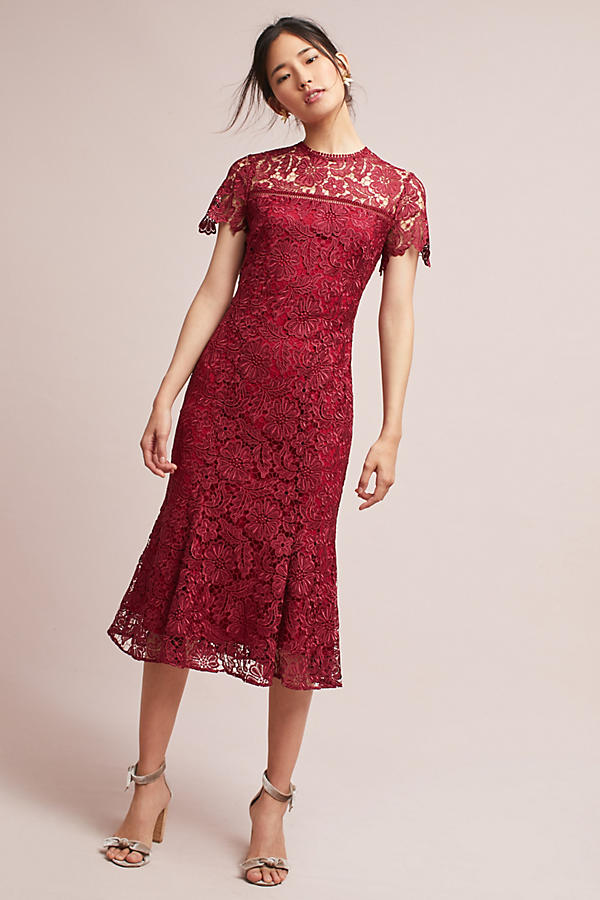 Rowena Lace Dress