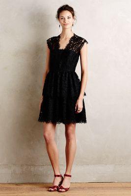 Solenne Lace Dress
