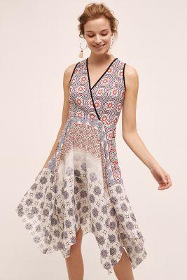 Savona Silk Dress