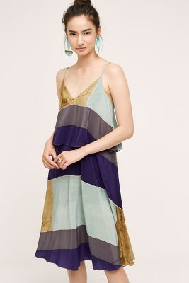 Gallea Silk Dress