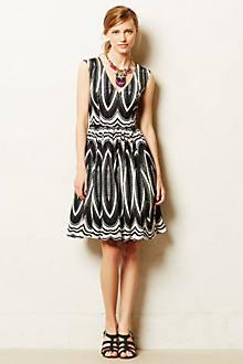 Noir Blanc Dress