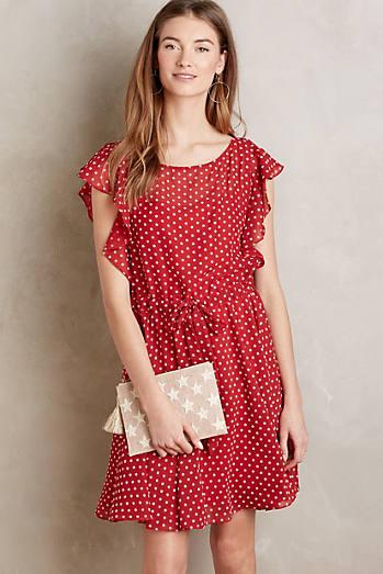 Fluttered Conchita Dress