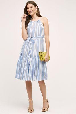 Daylily Stripe Dress