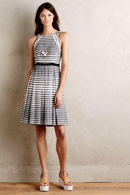 Saybrook Stripe Dress