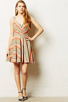 Loma Stripe Dress