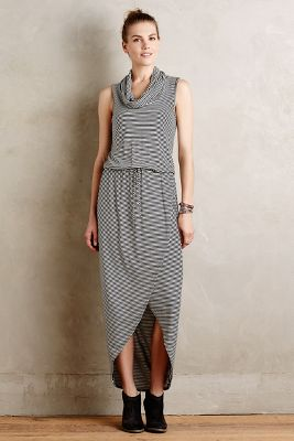 Cowlknit Midi Dress