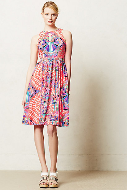 Sale alerts for Anthropologie Gamma Ray Dress - Covvet