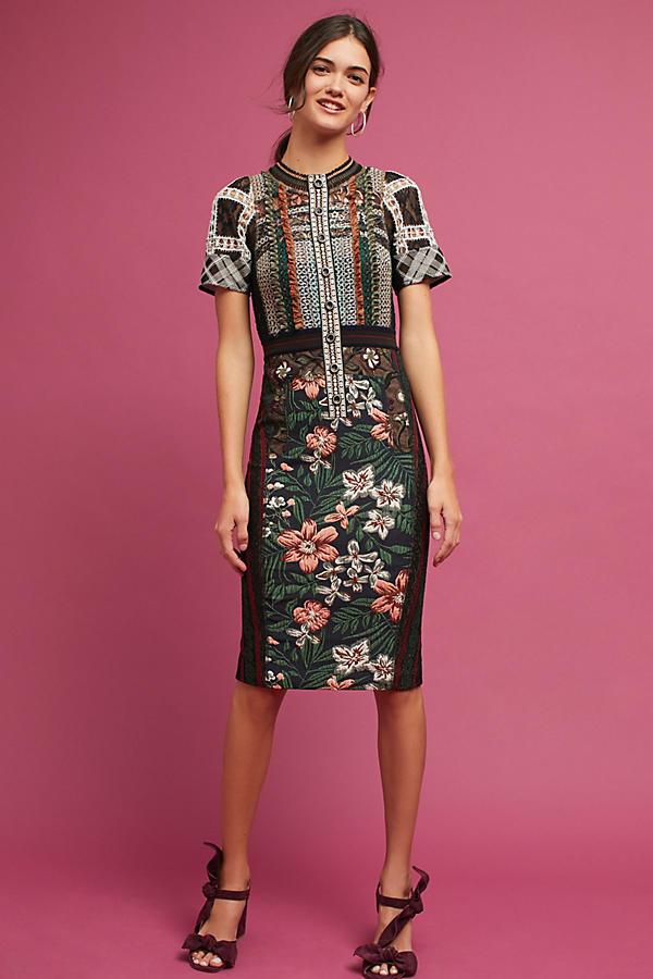 Lillian Column Dress