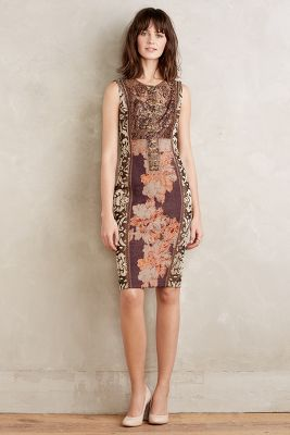 Talma Brocade Sheath