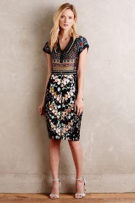 Margot Pencil Dress