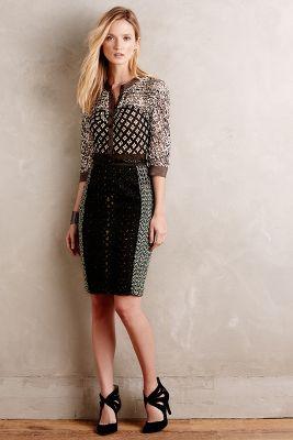 Melodist Pencil Dress