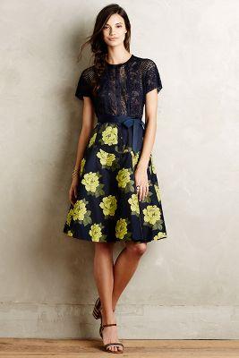Sunrose Dress