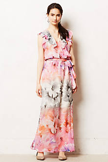 Easel Flora Maxi Dress