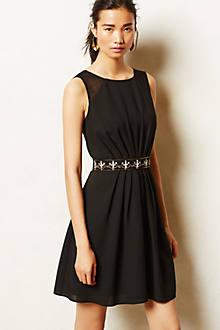 Escura Crepe Dress