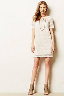 Picot Tunic Dress