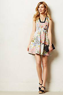 Heda Flared Dress