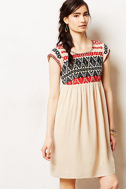 Sale alerts for Anthropologie Petra Swing Dress - Covvet
