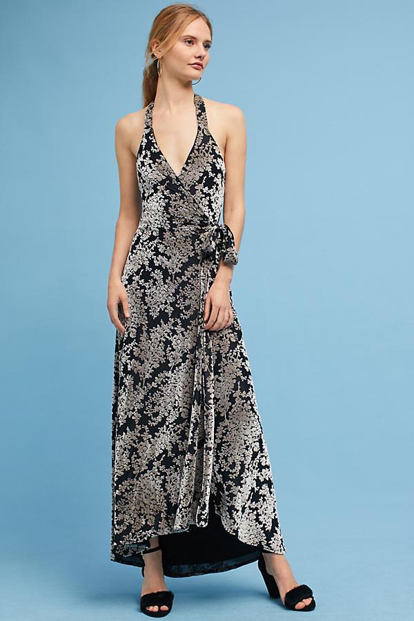 Erica Velvet Maxi Dress
