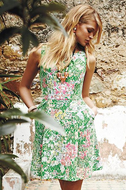 Sale alerts for Anthropologie Laced Verbena Dress - Covvet