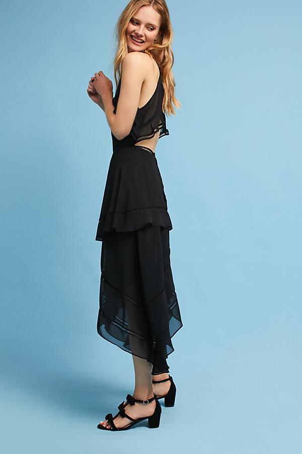 Antonina Ruffled Dress