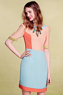 Primary Cut-Out Petite Dress