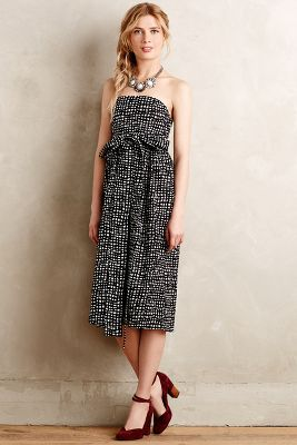 Tied Barcelona Dress