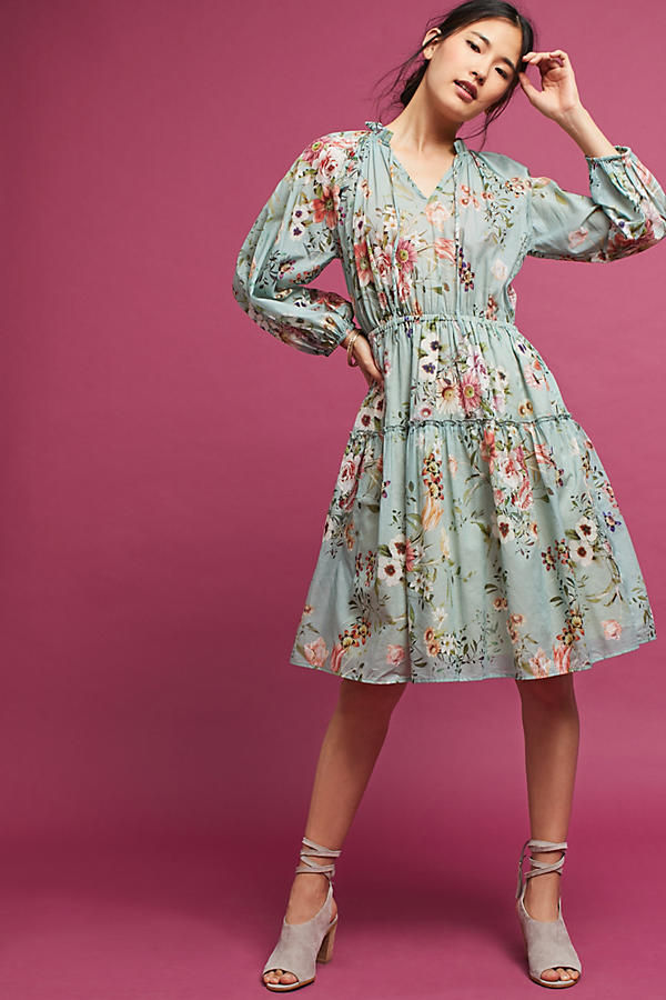 Tupelo Floral Dress
