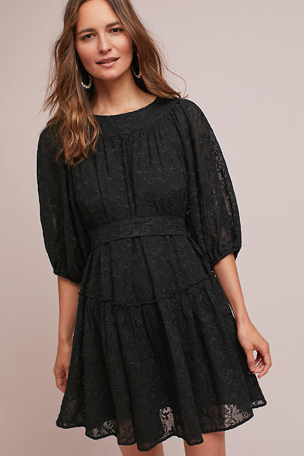 Astrid Embroidered Dress