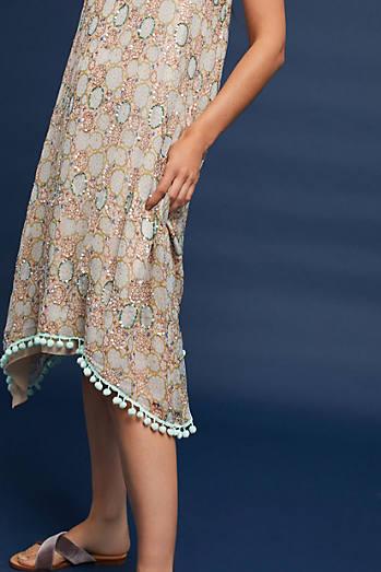 Amalfi Sequin Dress