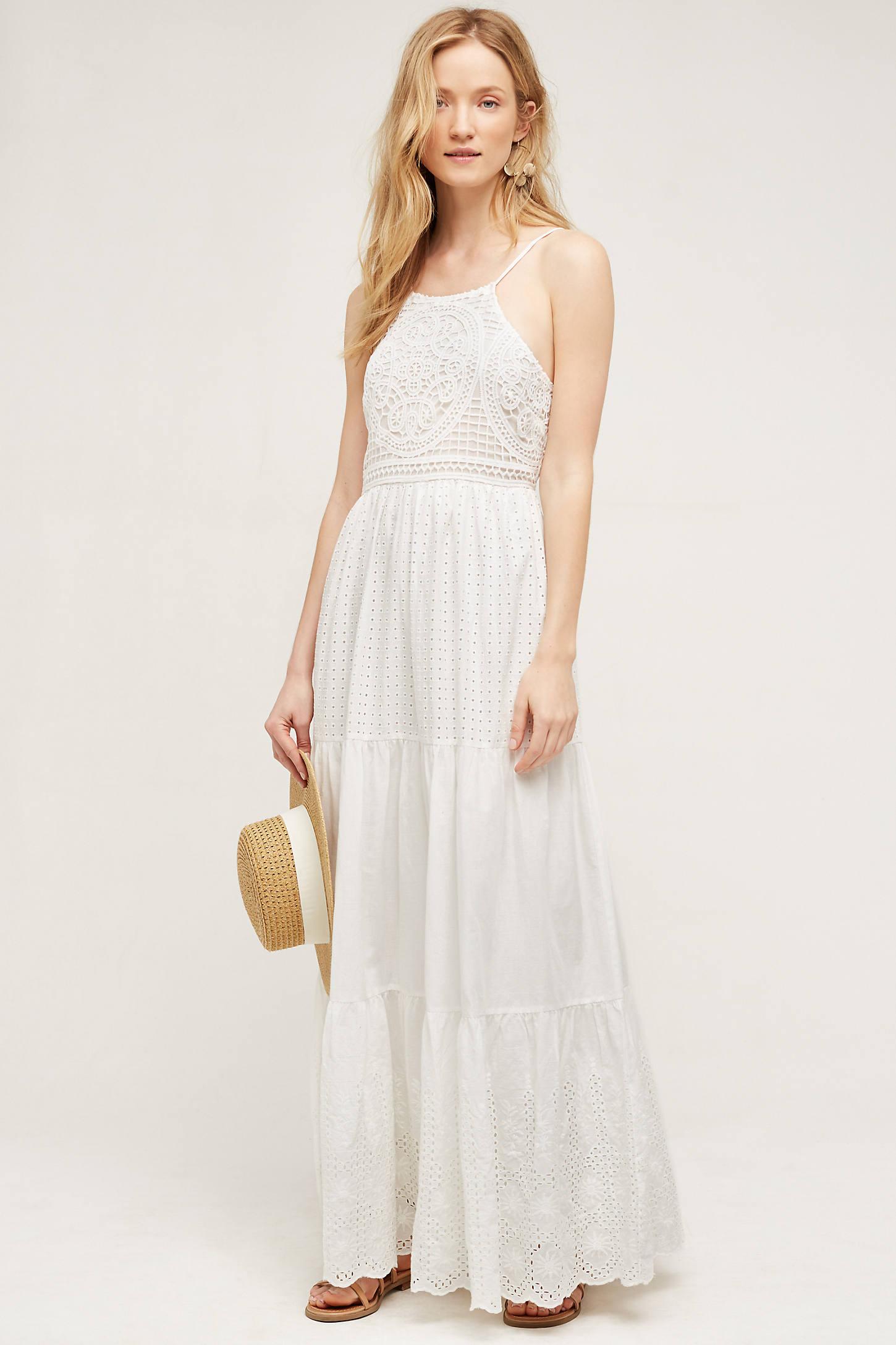 Midsummer Maxi Dress