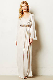 City Scales Maxi Dress