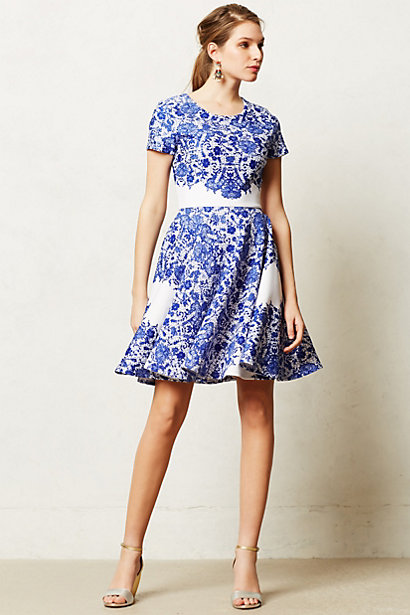 Sale alerts for Anthropologie Surrealist Dress - Covvet