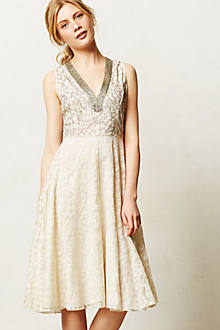 Kanti Flared Dress
