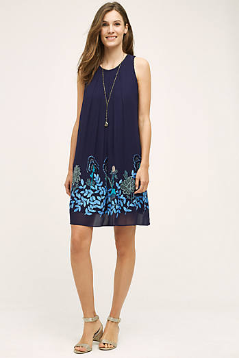 Woodvine Swing Dress