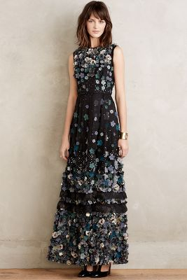 Ishika Floral Gown