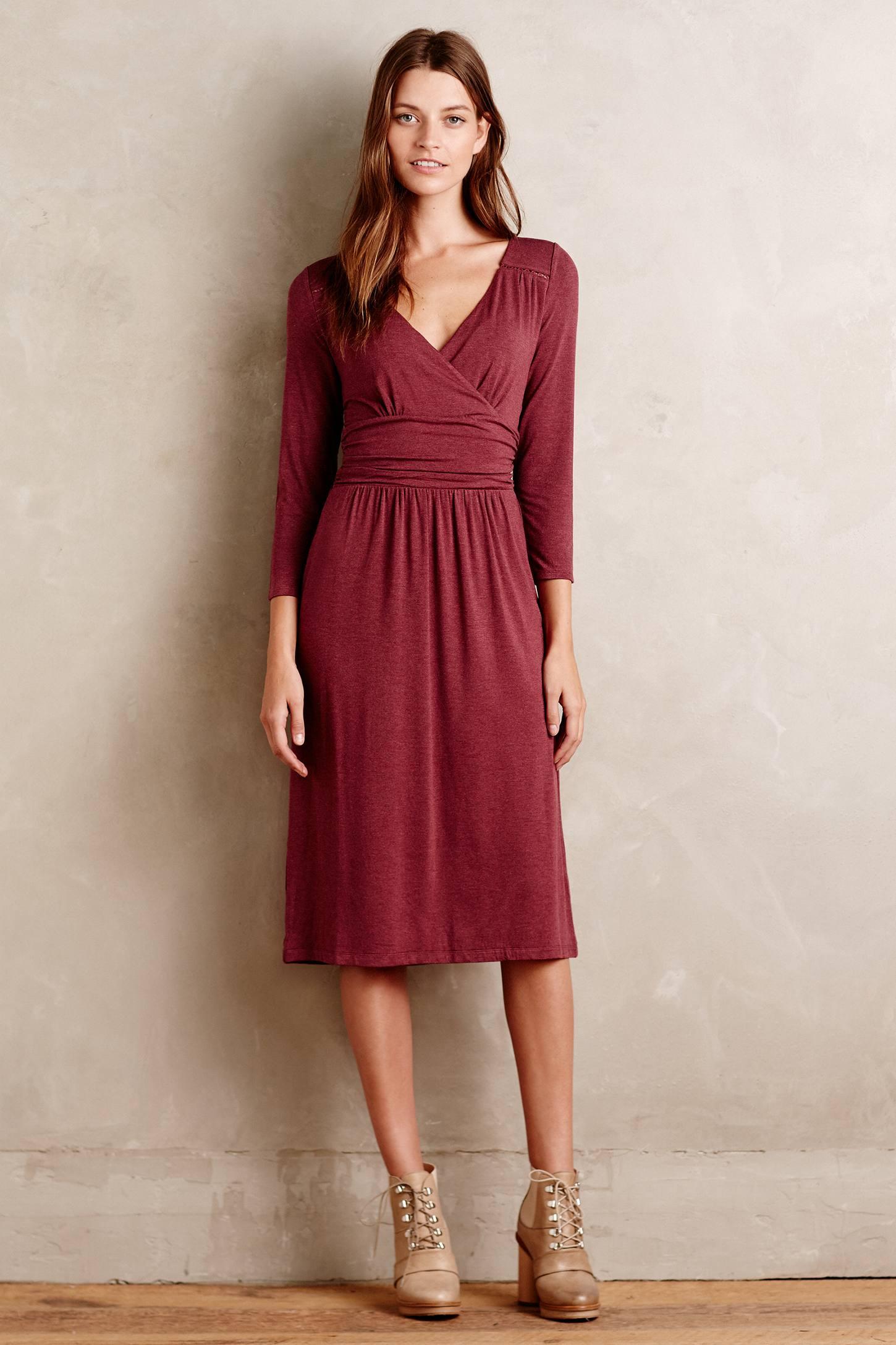 Galena Midi Dress