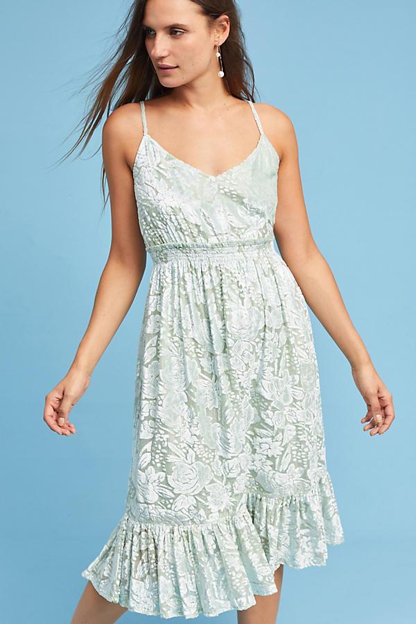 Seagrass Dress