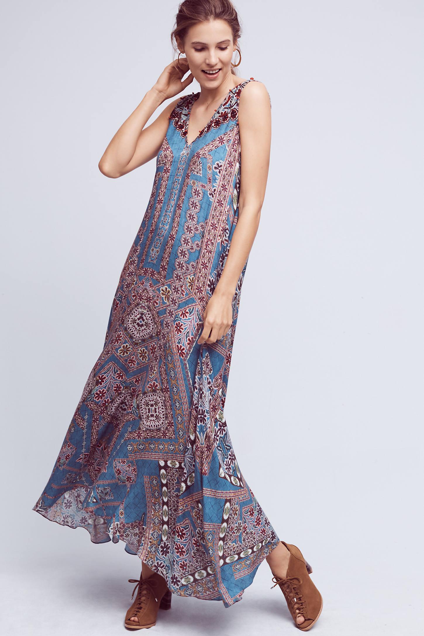 Zarna Maxi Dress