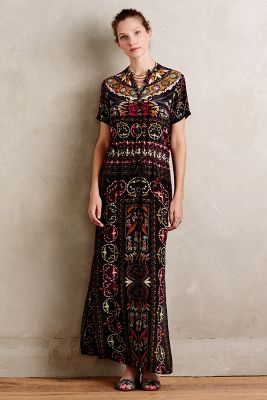 Aasha Maxi Dress