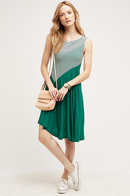 Maeve Womens Cameron Dress