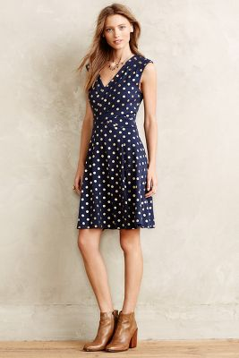Ophira Dot Dress