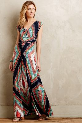 Verda Maxi Dress