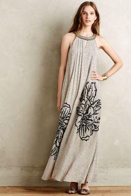 Grandiflora Maxi Dress