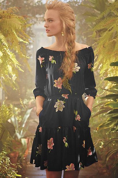 Sale alerts for Anthropologie Lolanthe Dress - Covvet