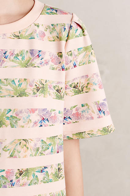 Petit Jardin Mini Dress by Anthropologie