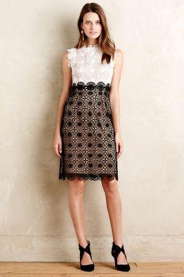 Concerto Lace Dress