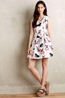 Frenchie Dress