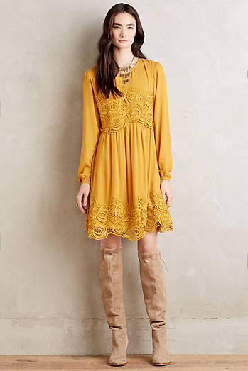 Lace Interlude Dress