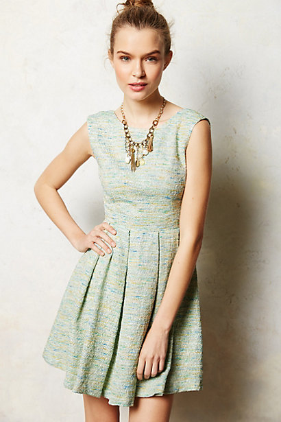 Sale alerts for Anthropologie Parkside Pleated Dress - Covvet